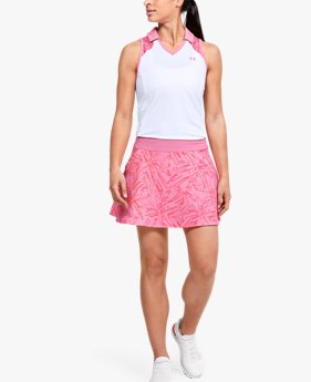 Women's UA Links Printed Skort